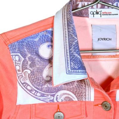 Appliqué Jacket