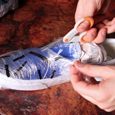 Customize Your Canvas Shoes