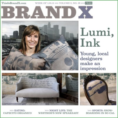 Lumi gets its first cover story!
