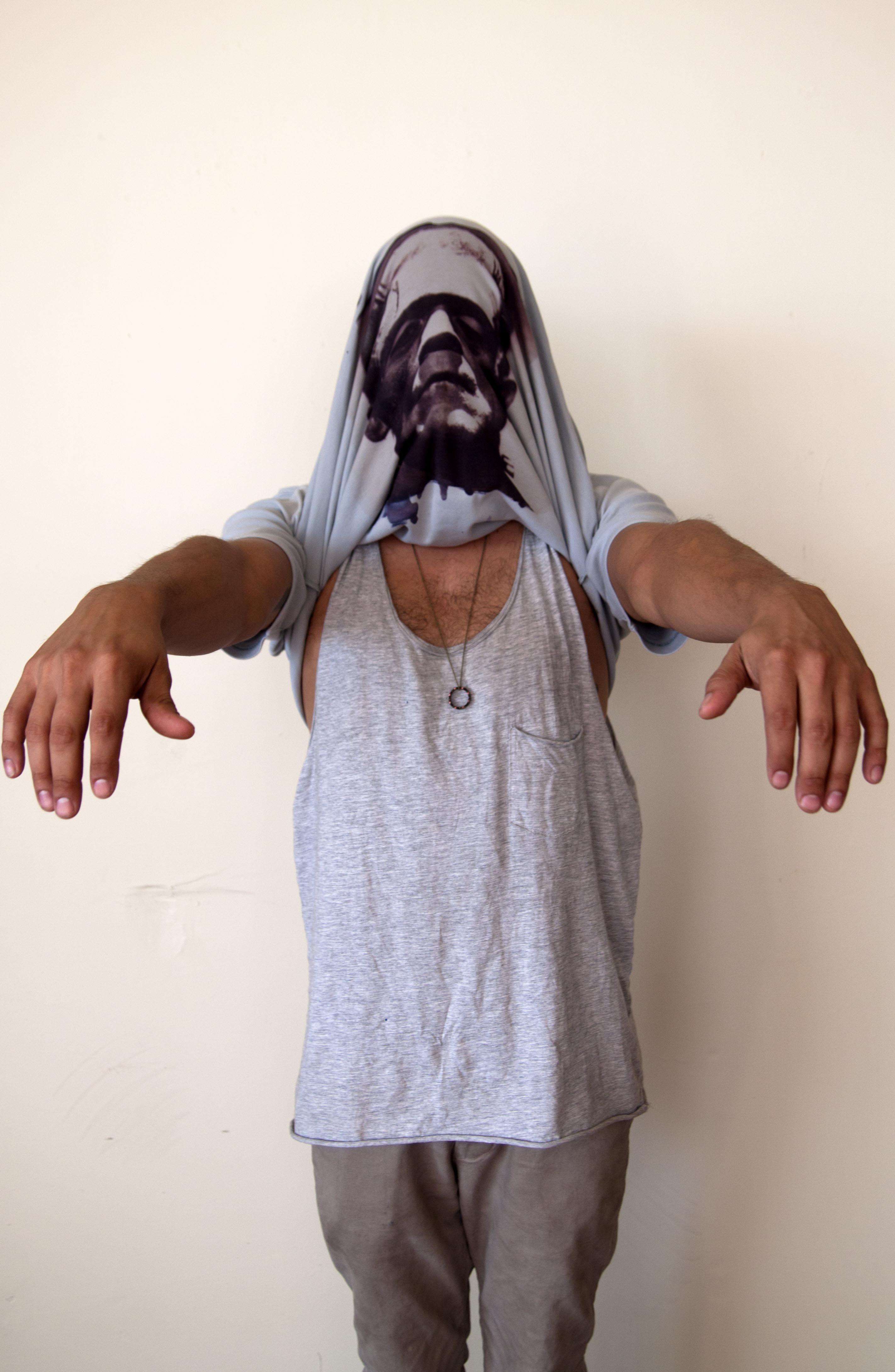 Inkodye Projects Last Minute Halloween Costume